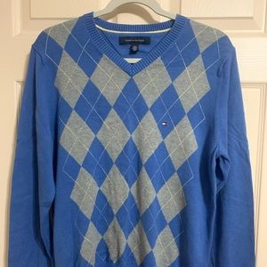 Men's Tommy Hilfiger v-neck sweater